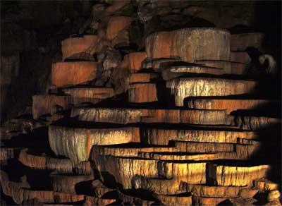Il tour della grotta