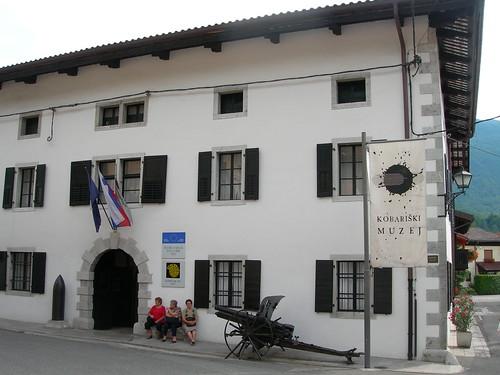 Kobarid museo