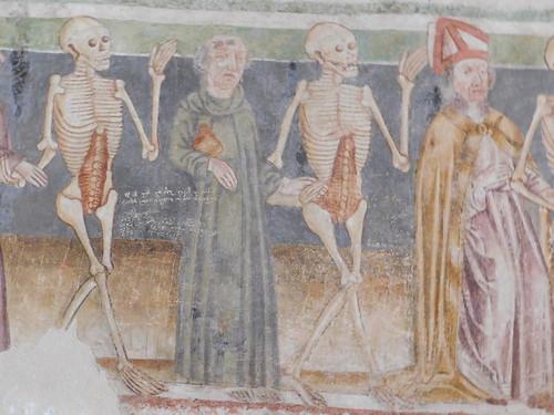 Hrastovlje danza macabra