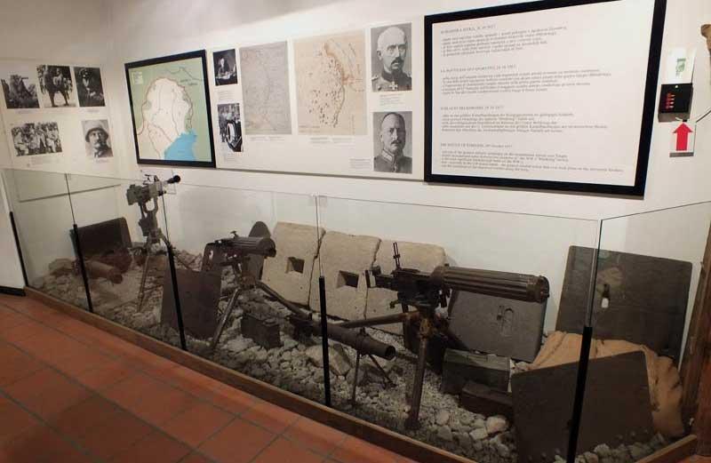 museo a caporetto