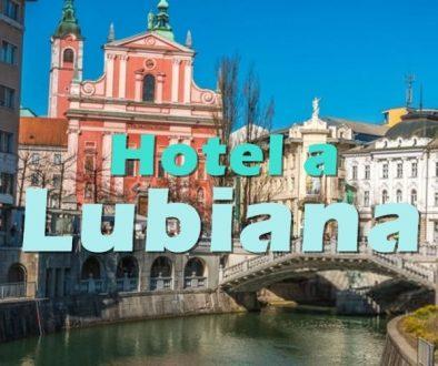 Hotel a Lubiana