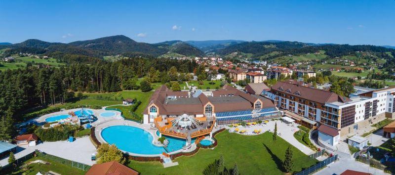 L'Hotel Vital, situato nei tranquilli dintorni di Zreče, sui pendii del verde Pohorje, mette a dispozione dei suoi ospiti un ambiente adatto ad un rilassamento perfetto